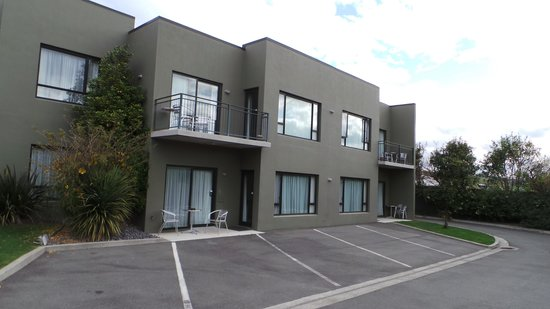 Kaikoura Gateway Motor Lodge: Motel