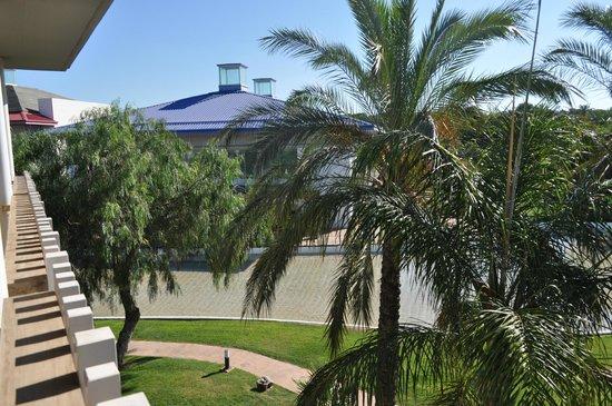 PortAventura Hotel Caribe: Вид из номера
