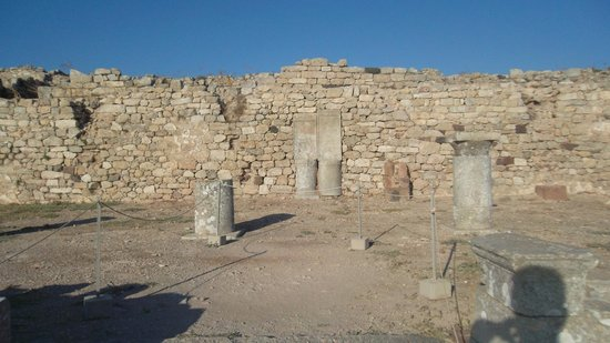 Ancient Thera: Temple