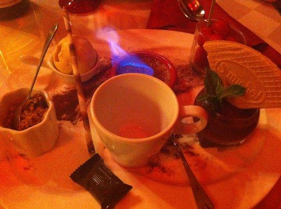 Le Petit Prince de Paris: Dessert :)