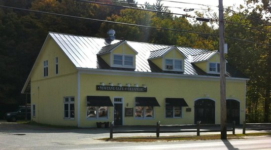 Newfane Cafe & Creamery: Newfane Cafe - a great find!