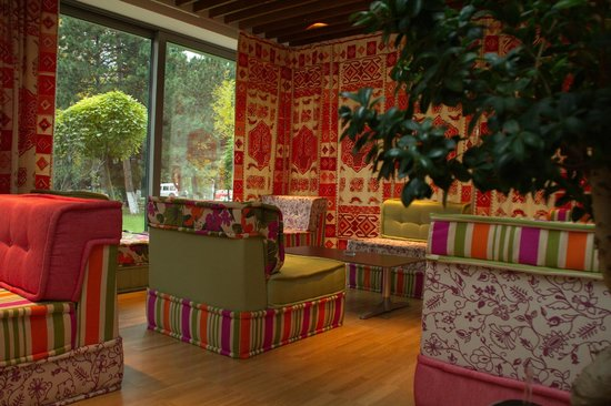 The Gerald's Hotel: Winter Garden