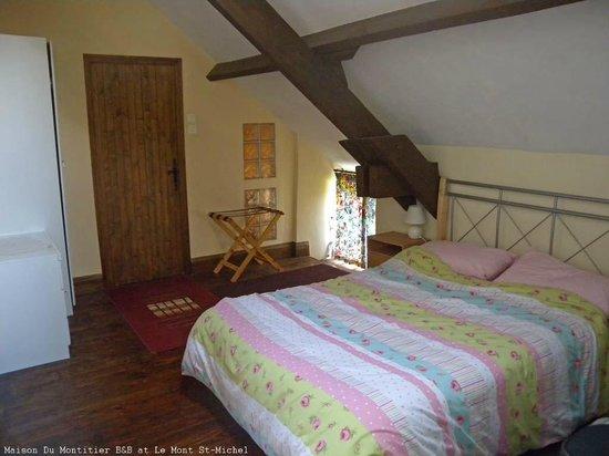 Maison du Montitier : room