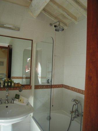 Villa di Piazzano: Bathroom