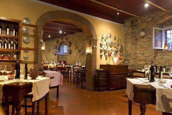 Locanda del Molino : Dining area