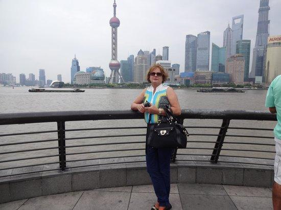 Pullman Shanghai Skyway Hotel: Shangai