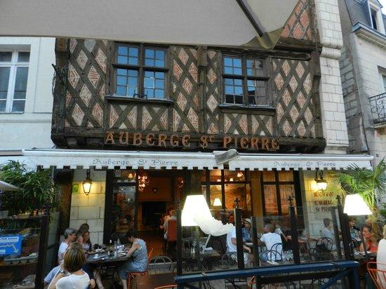 L'Auberge Saint Pierre : Auberge St-Pierre