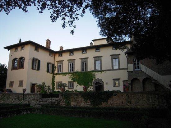 Villa di Piazzano: Villa di Piazzana