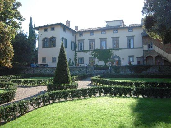 Villa di Piazzano