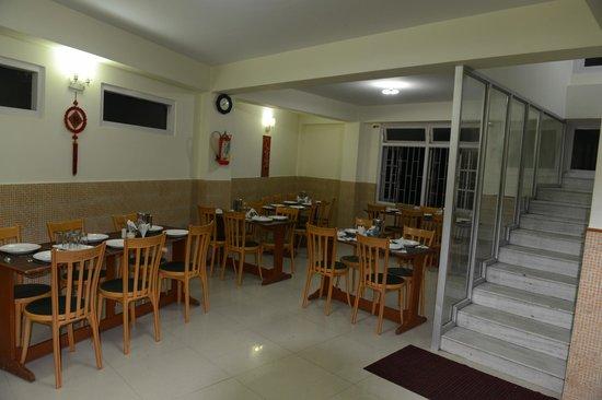 Hotel ReNam: Dining Room