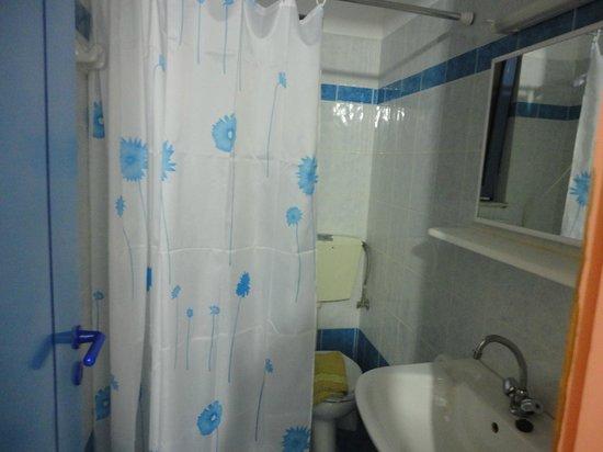 Villa Marie Kelly : shower