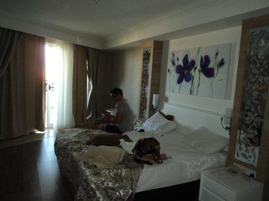 Room Picture Of Crystal Sunset Luxury Resort Spa Side