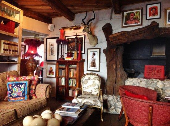 Abalone House & Spa : Abalone house leisure room