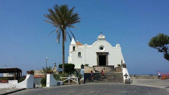 Hotel Umberto a mare: Chiesa della Madonna del Soccorso