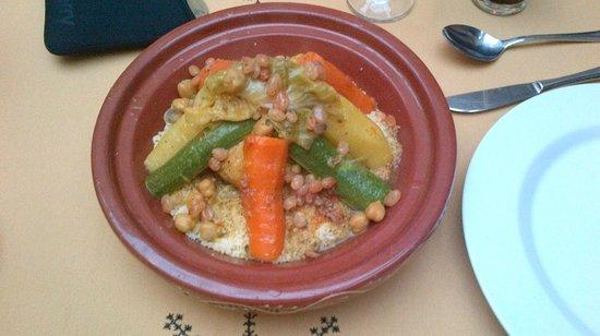 Riad Andalib : Couscous Royal
