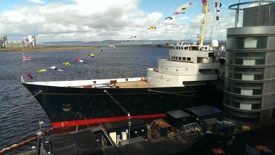 Royal Yacht Britannia: What a beauty