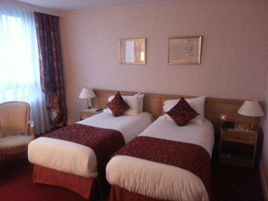 Hotel Le Meditel : HABITACION DOBLE 786