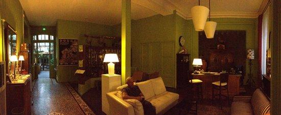 Hotel Heritage : Accueil