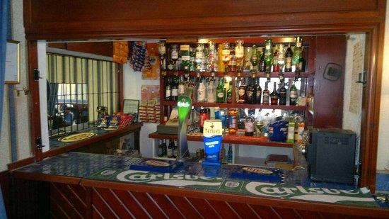 The Moorfield Hotel : Bar