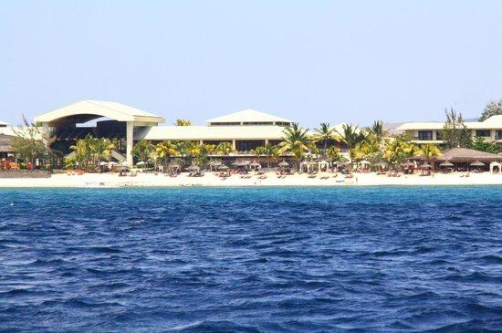 เลเมอริเดียนเมาริส: Hotel