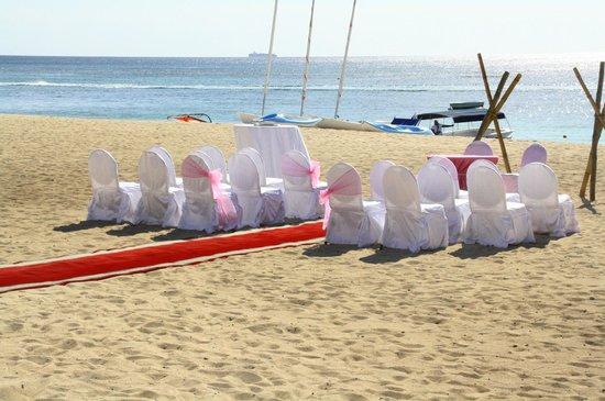 เลเมอริเดียนเมาริส: Wedding