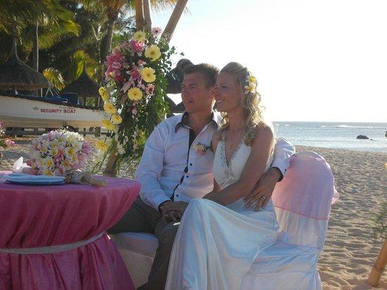 เลเมอริเดียนเมาริส: Our wedding