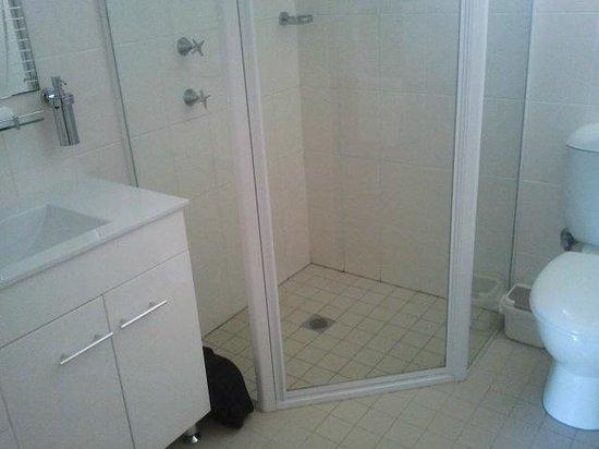Comfort Inn Country Plaza Taree: Bathroom