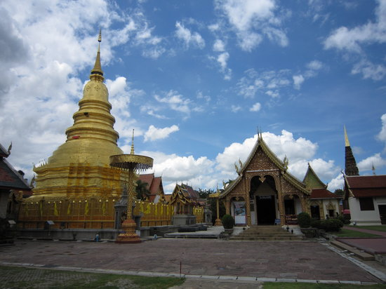 Wat Phra That Hariphunchai: 6-2013.9