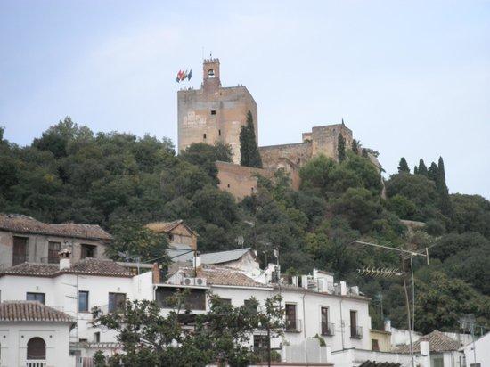 Puerta de Las Granadas: Un habitación con vistas.