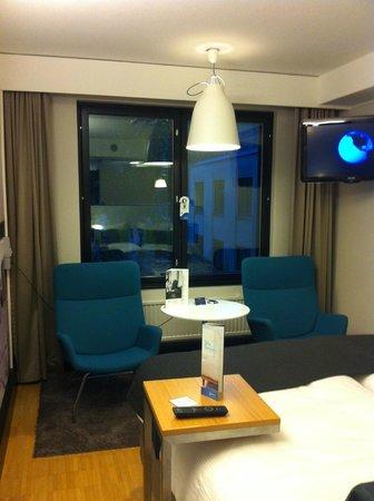 Radisson Blu Hotel, Espoo: Это улчшенныйномер