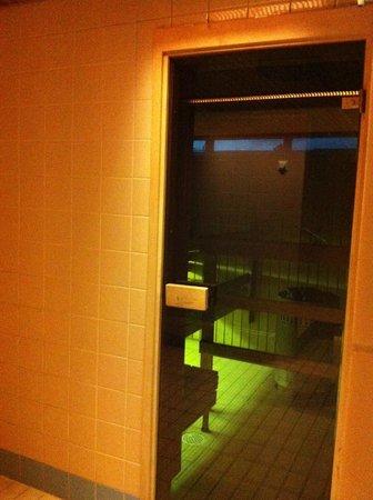 Radisson Blu Hotel, Espoo: Сауна