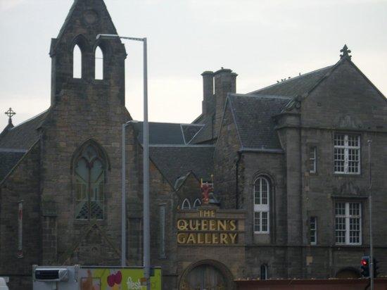 The Queen's Gallery : Queens Gallery.