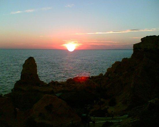 Algar Seco sunset
