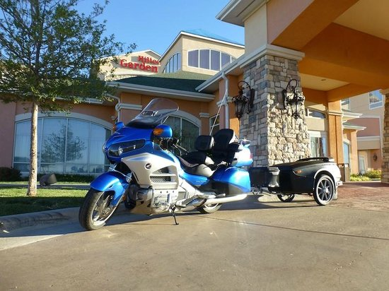 Front Of Hilton Garden Inn Amarillo