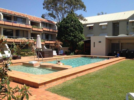Hotel Laguna : Pool Area