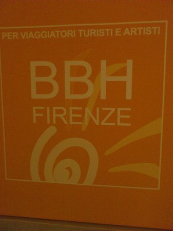 BBH Bed and Bed House Firenze: cuadro