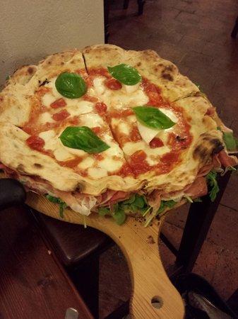 Il Duomo: tagliere pizza x 2