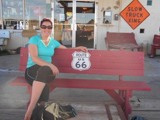 Grand Canyon Caverns Inn - Route 66 !