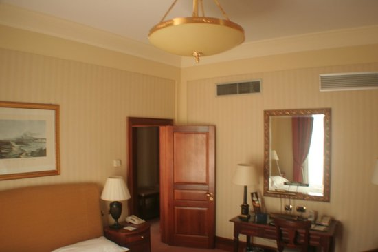 Mercure Palermo Excelsior City: Bedroom