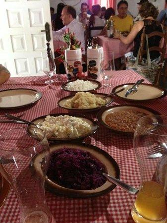 Abendbrothaus: Acompanhamentos