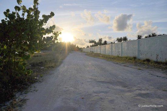 Just Surf Villa & Lodge Maldives: Himmafushi