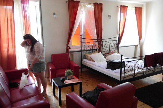 Midtown Hostel : deluxe private suite