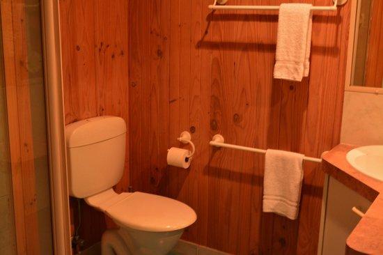 أشمور بالمز هوليداي فيليدج: Bathroom