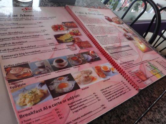 Palm Beach Hotel Phuket: Nice food and service