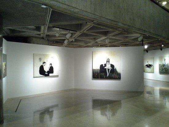 Museo del Oro Precolombino : They also have beautiful and interesting artwork.