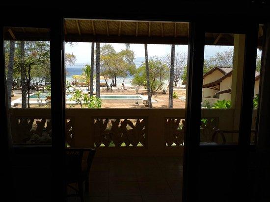 Satu Tiga Resort: Breezy Ocean view