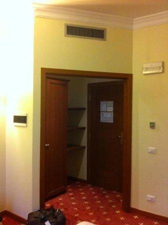 BEST WESTERN PLUS Hotel Milton Roma : notre chambre