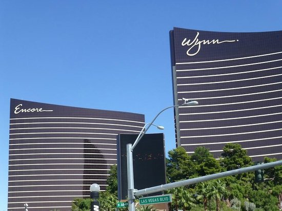 เอ็นคอร์ แอท วินน์ ลาสเวกัส โฮเต็ล: Wynn & Encore