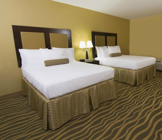 Kickapoo Lucky Eagle Casino : Double Room