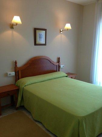 Hotel Casa Portuguesa: Habitación